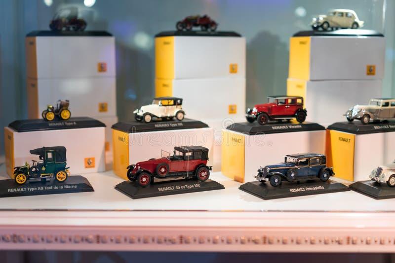 De automodel van Citroën stock afbeeldingen