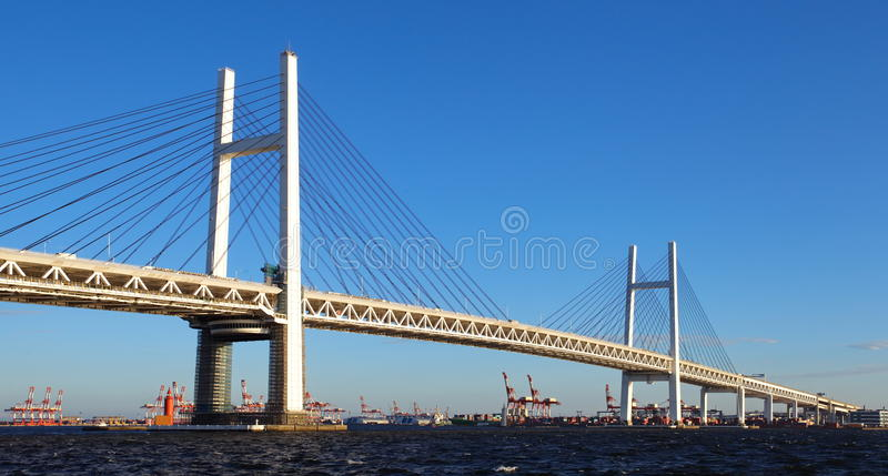 De Baai Bridge royalty-vrije stock foto's