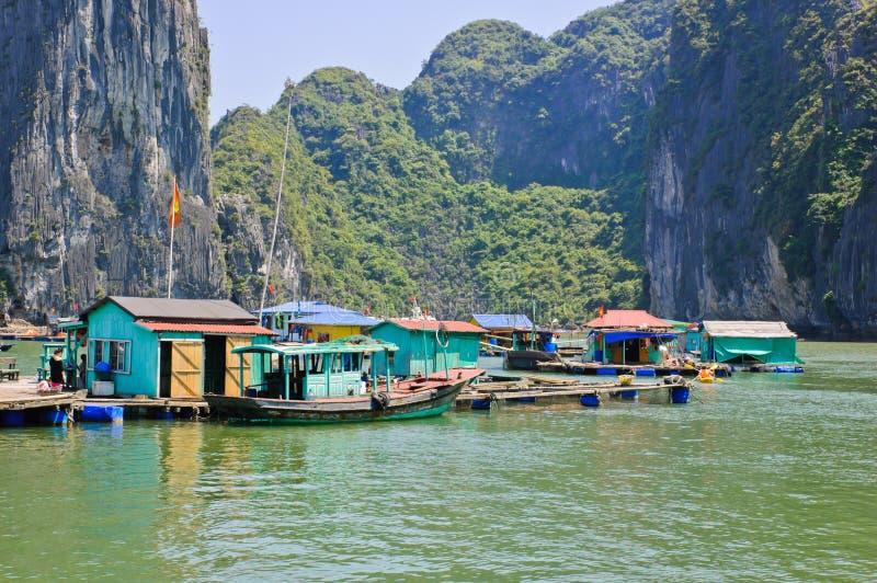 De baai van Halong royalty-vrije stock foto's