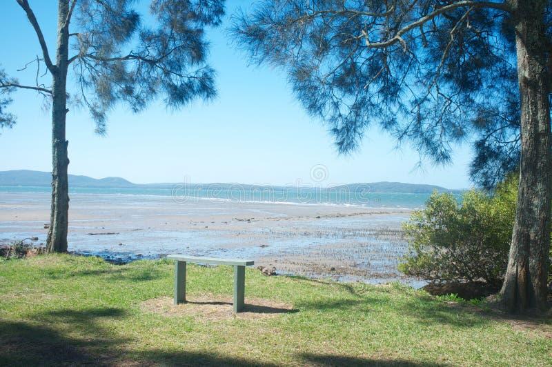 De Baai van Nelson, Nieuw Zuid-Wales, Australië royalty-vrije stock foto's