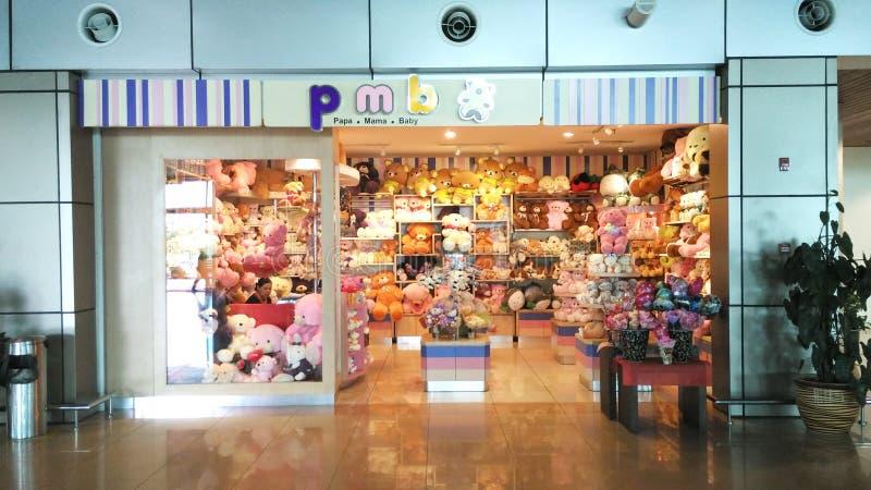 De baby van het pamamma (pmb) royalty-vrije stock foto