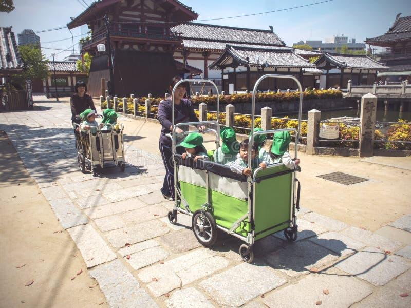 De baby van Japan royalty-vrije stock afbeeldingen