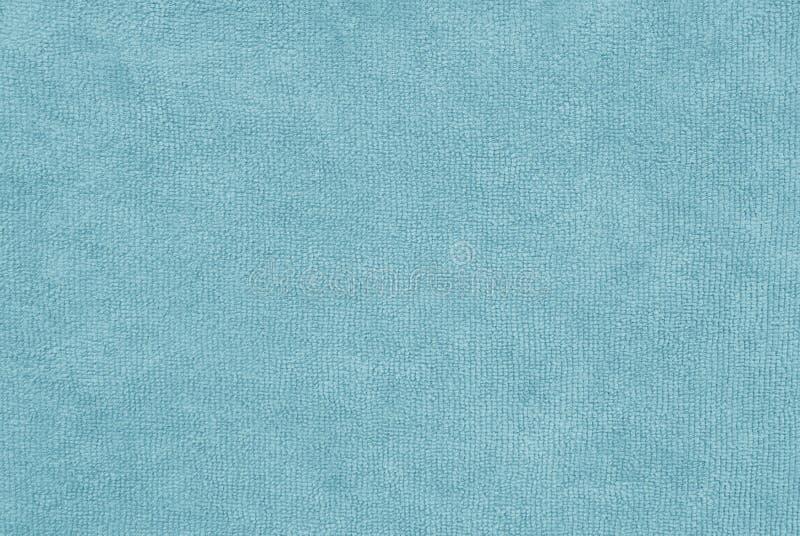 De badstof van de Aquakleur royalty-vrije stock afbeelding