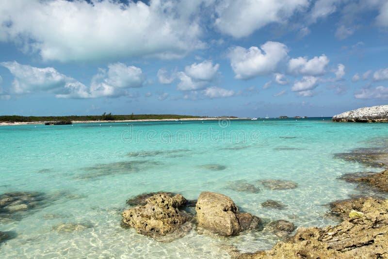 De Bahamas stock afbeelding