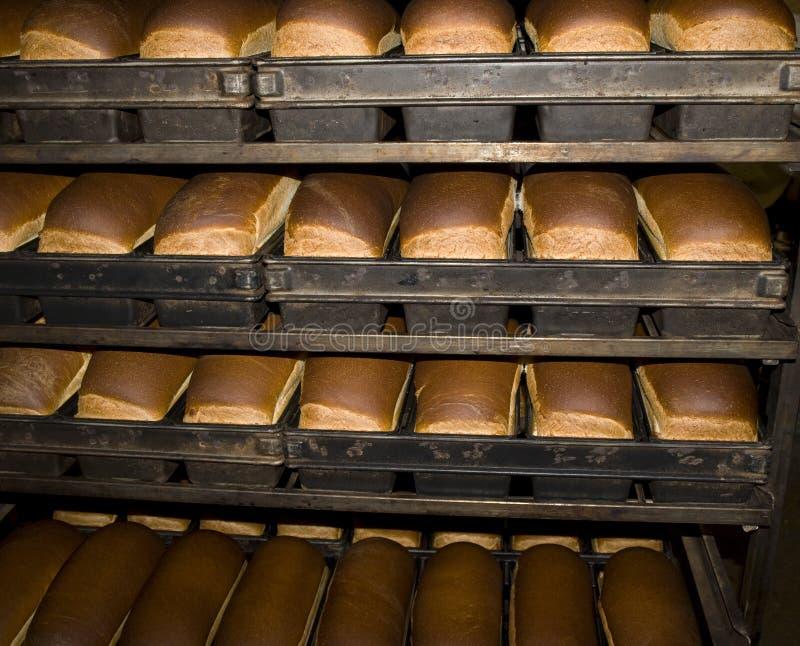 De bakkerij stock afbeeldingen