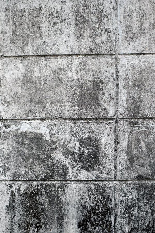 De baksteen witte vuile textuur van de muurstapel royalty-vrije stock afbeelding