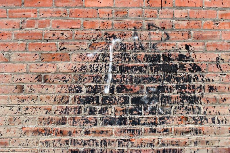 Download De Bakstenen Muurachtergrond Van Grunge Stock Afbeelding - Afbeelding bestaande uit sluit, detail: 275619