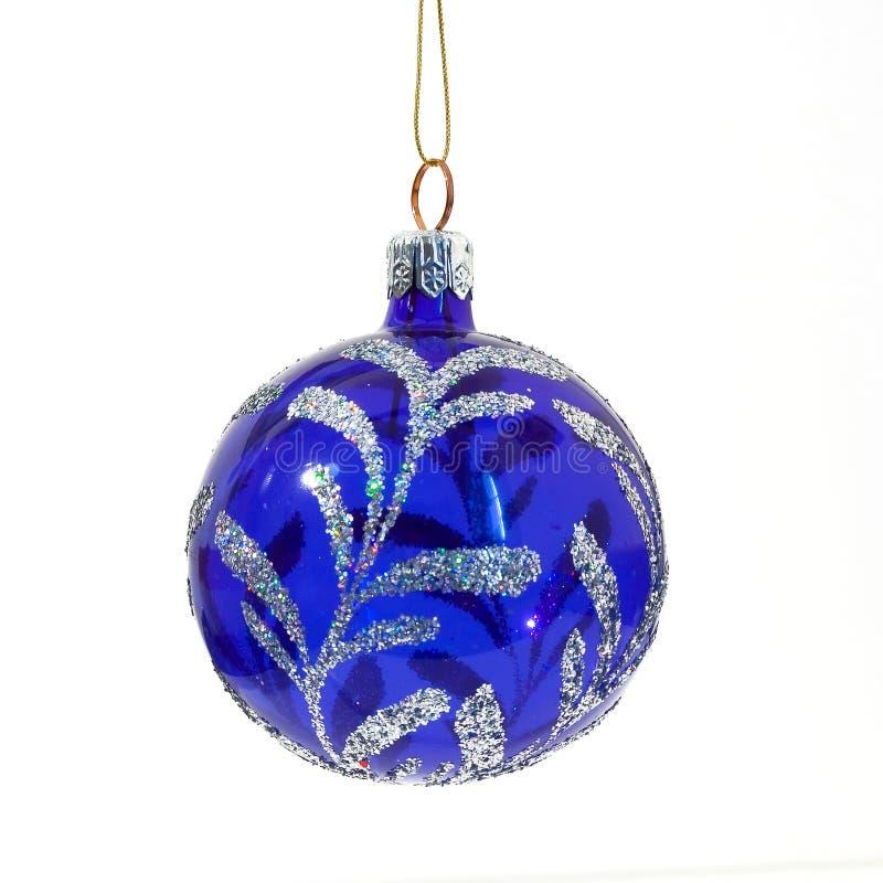 De bal van de kerstboom royalty-vrije stock foto
