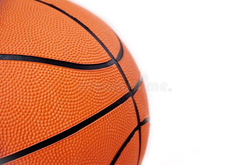 De bal van het basketbal. royalty-vrije stock foto