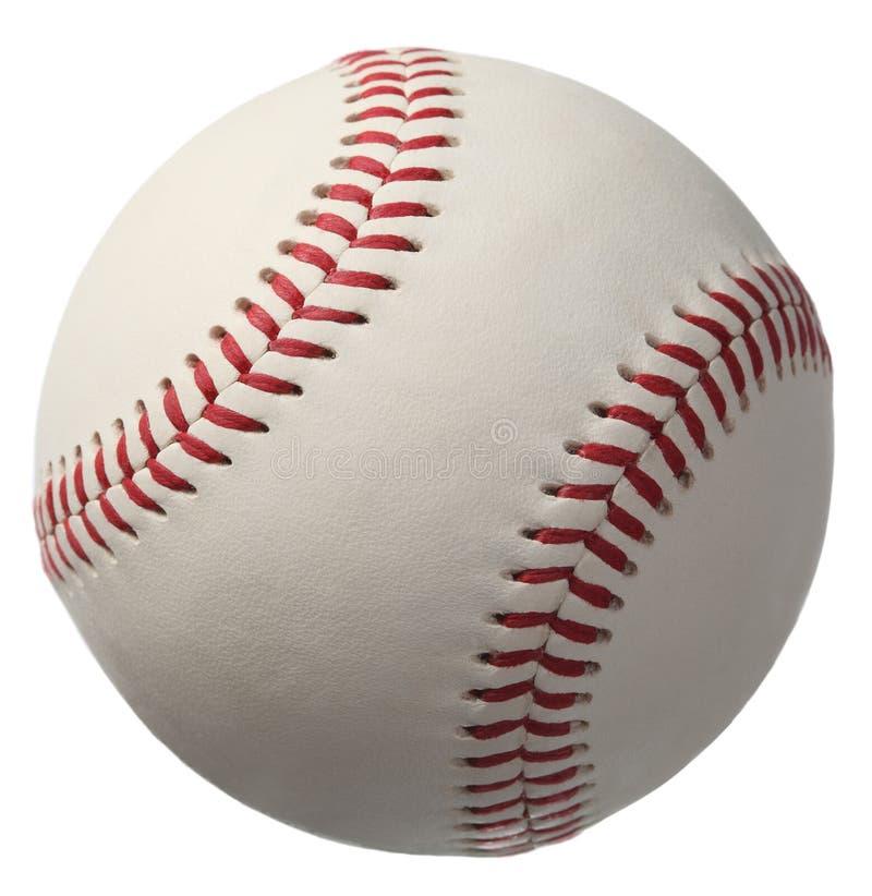De Bal van het honkbal stock foto