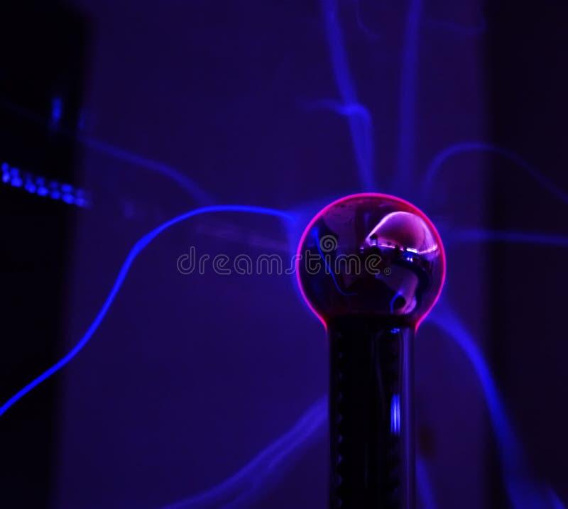 De bal van het plasma stock foto's