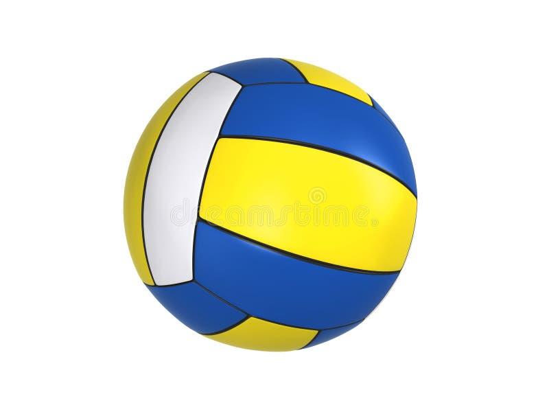De bal van het salvo vector illustratie