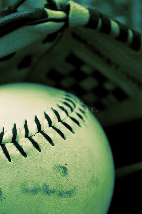 De bal van het spel! royalty-vrije stock afbeelding
