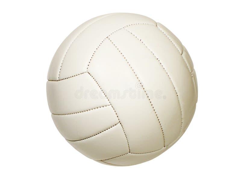 De bal van het volleyball stock foto