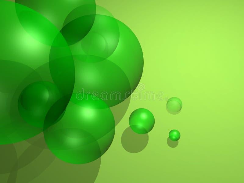 De ballen van het concept royalty-vrije stock afbeelding
