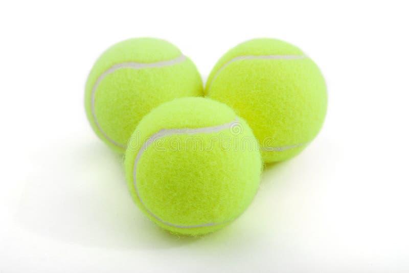 De ballen van Tenis stock foto