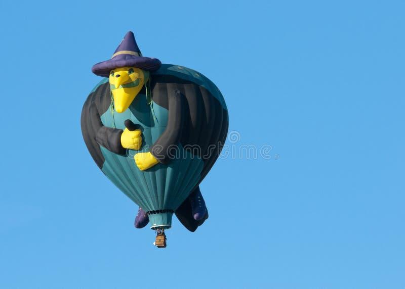De Ballon Fest van Havasu van het meer stock fotografie