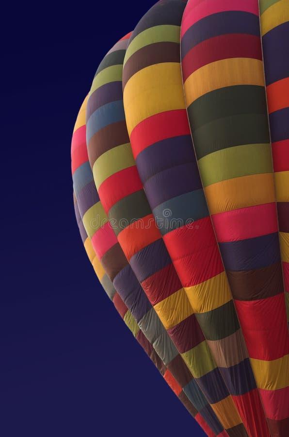 De Ballon Van De Hete Lucht Stock Foto's