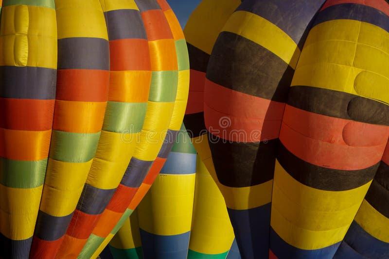 De ballon van de lucht royalty-vrije stock afbeelding