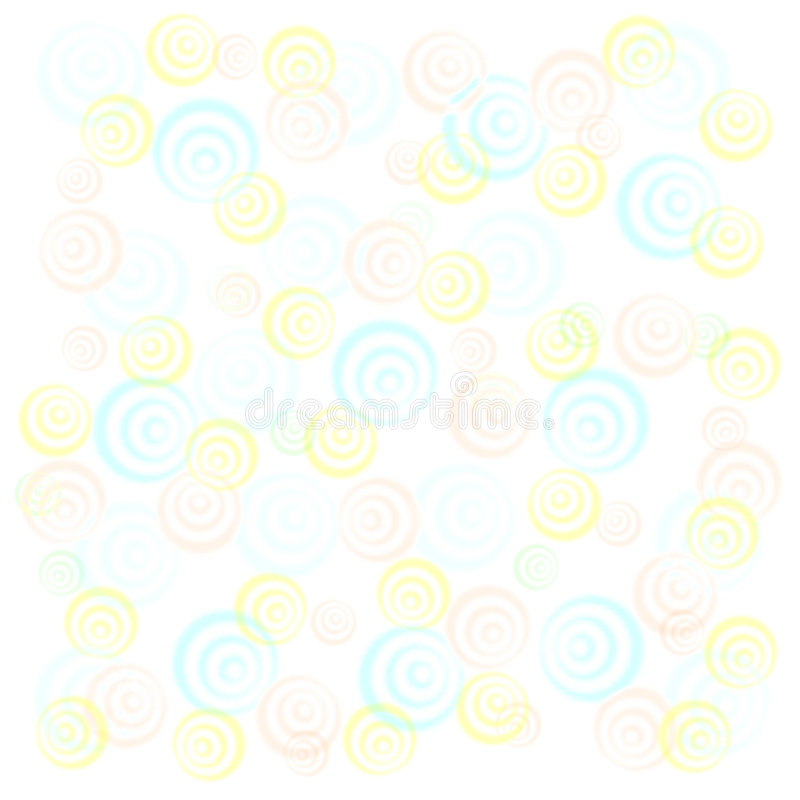 De ballons van de baby vector illustratie
