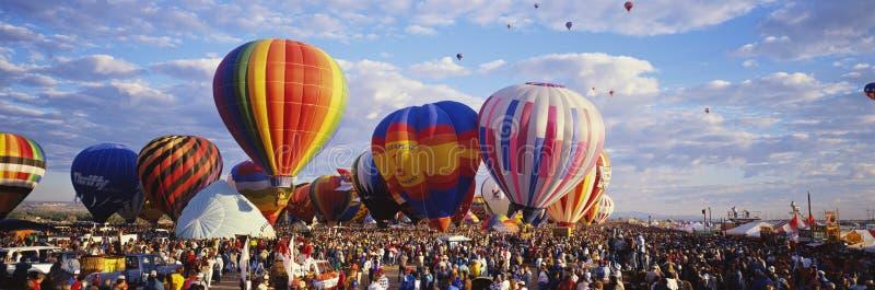 De ballons van de lucht royalty-vrije stock foto