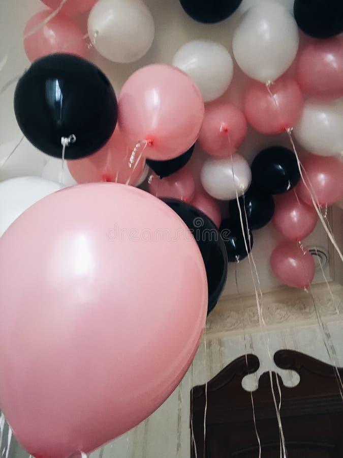De ballons van de lucht stock foto's