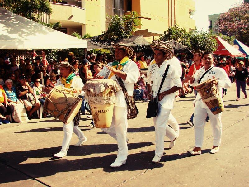 De Band! stock foto's