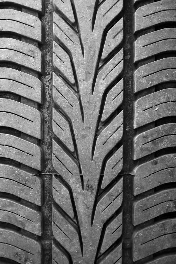De band van de auto stock afbeelding
