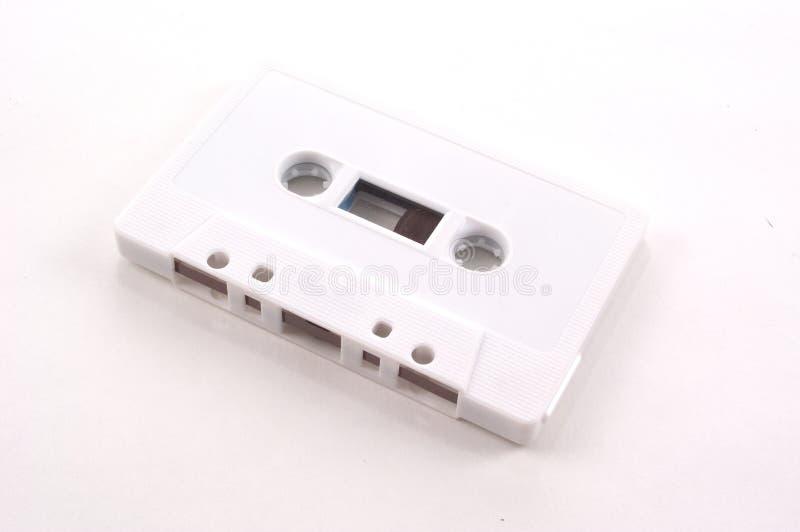 De band van de cassette - hoogtepunt - mening stock fotografie