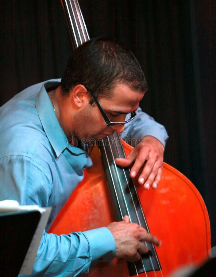 De band van de jazz royalty-vrije stock afbeeldingen