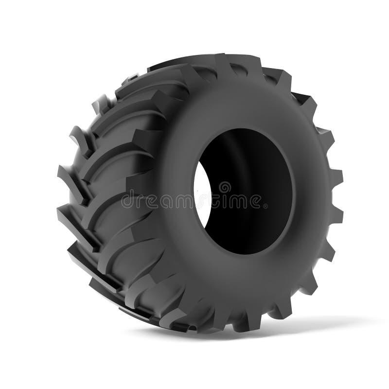 De band van de tractor vector illustratie