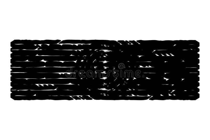 De bannerachtergrond van Grunge vector illustratie