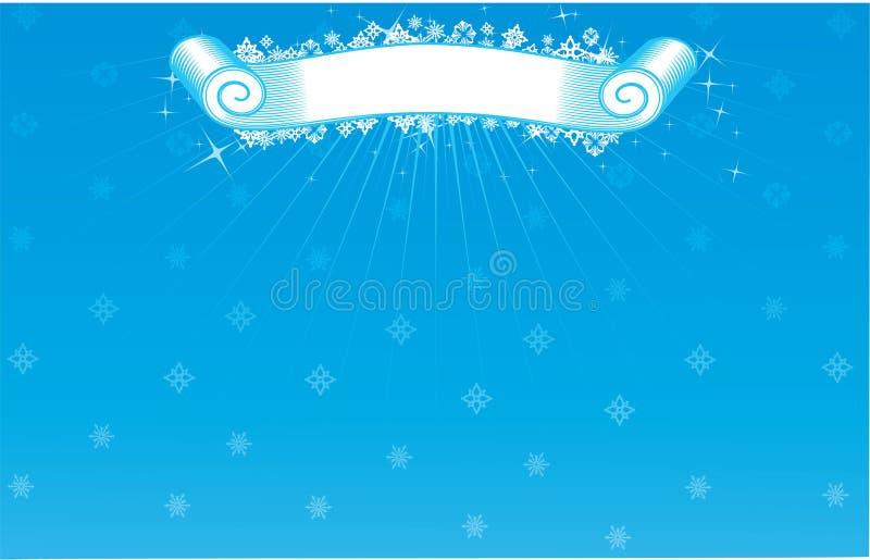 De banners/de achtergronden van Kerstmis royalty-vrije illustratie