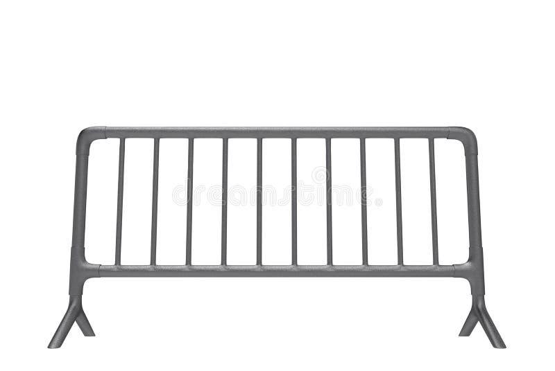 De Barrière van het metaal stock afbeelding
