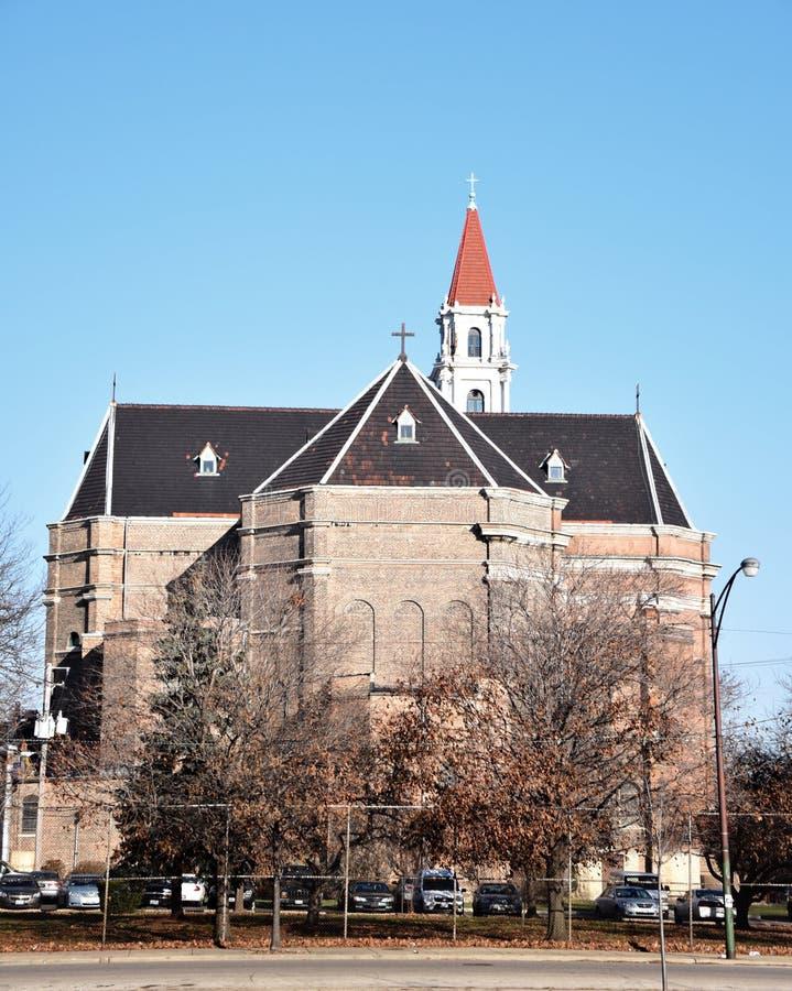 De Basiliek van Chicago royalty-vrije stock fotografie