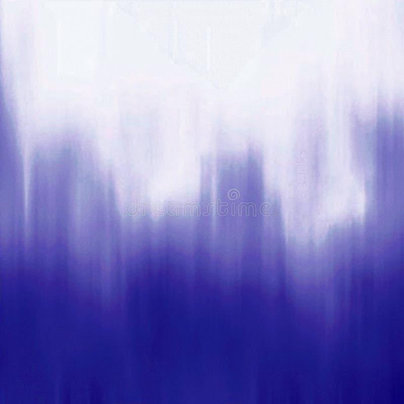 De de batiktextuur van de bandkleurstof herhaalt modern patroon royalty-vrije illustratie