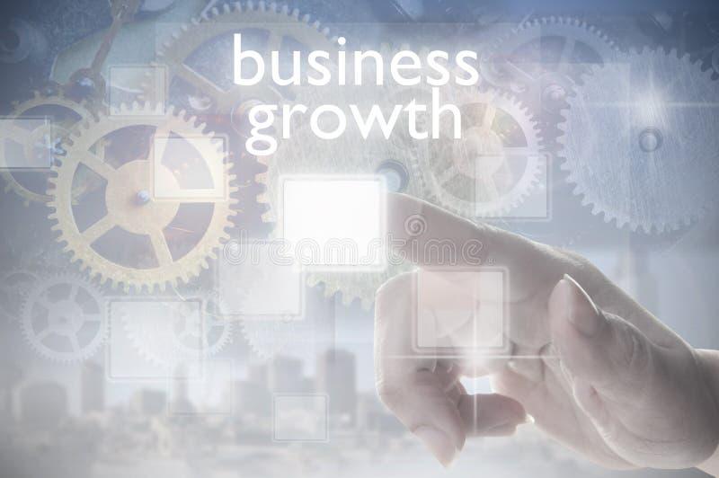 De bedrijfs groei stock afbeelding