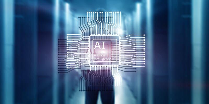 De bedrijfsinterface mengde media dubbel de grafiekdiagram en pictogram van de blootstellings financieel grafiek op het virtuele  vector illustratie