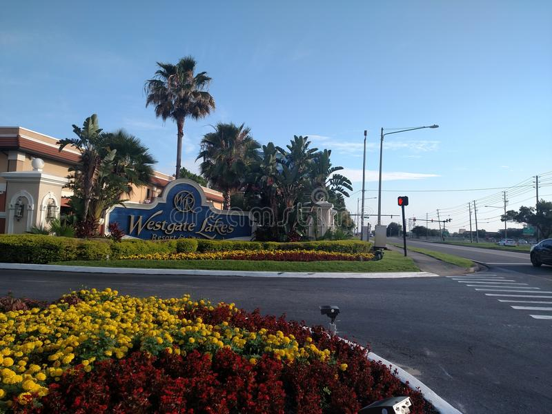 De beelden van Florida stock afbeelding