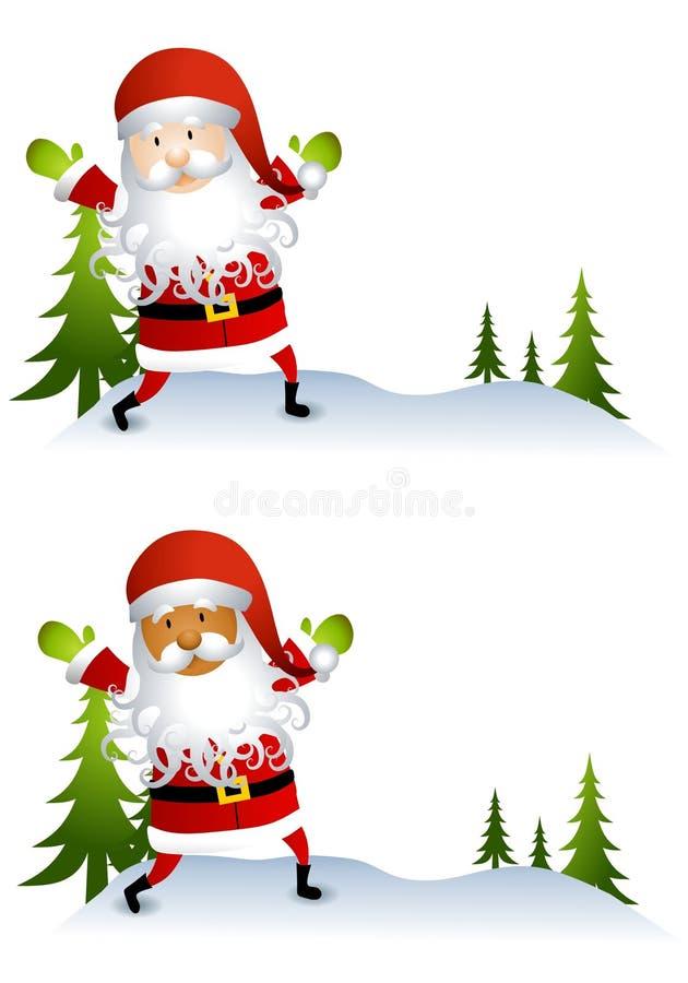 De Beeldverhalen van de Kerstman