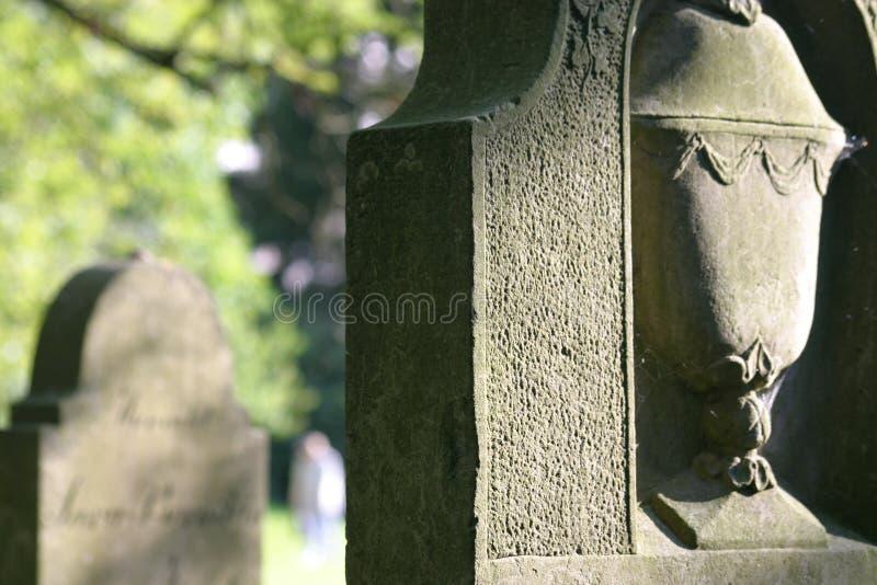 De begraafplaats van Jood royalty-vrije stock afbeeldingen