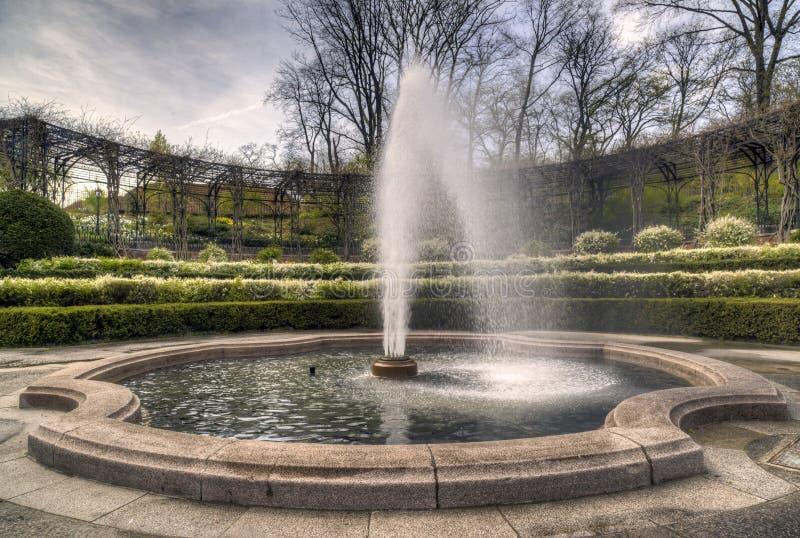 De Behoudende Tuin royalty-vrije stock afbeeldingen