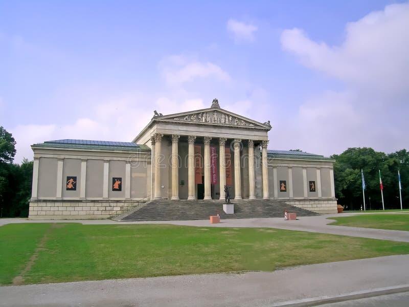 De Beierse Inzameling van de Staat van Antiquiteiten stock fotografie