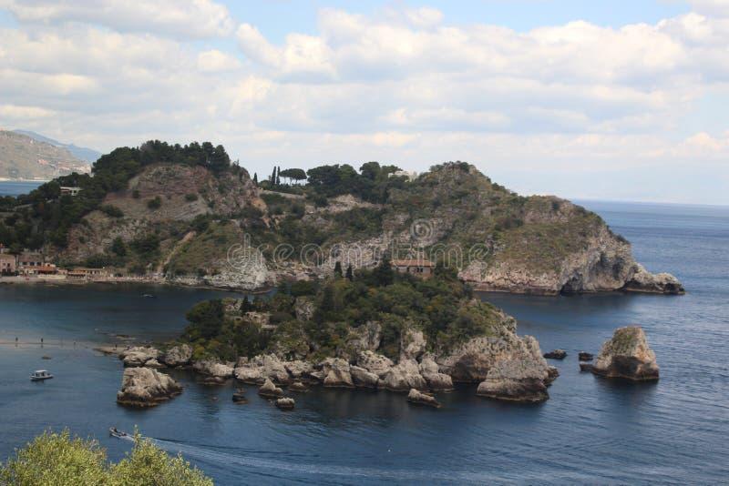 ` de bella d'isola de ` dans Taormina image stock