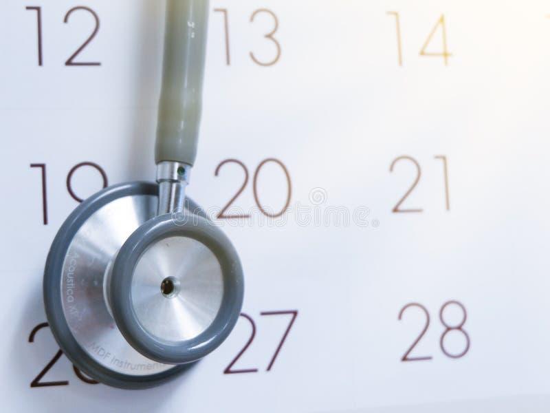 De Benoeming van artsen royalty-vrije stock afbeeldingen