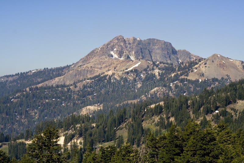 De Berg van Brokeoff royalty-vrije stock afbeeldingen