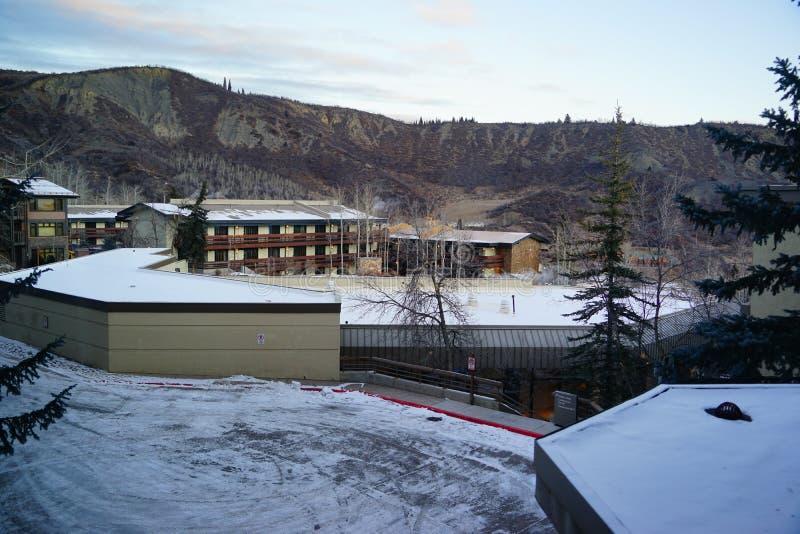 Download De berg van Colorado stock foto. Afbeelding bestaande uit groot - 107708688