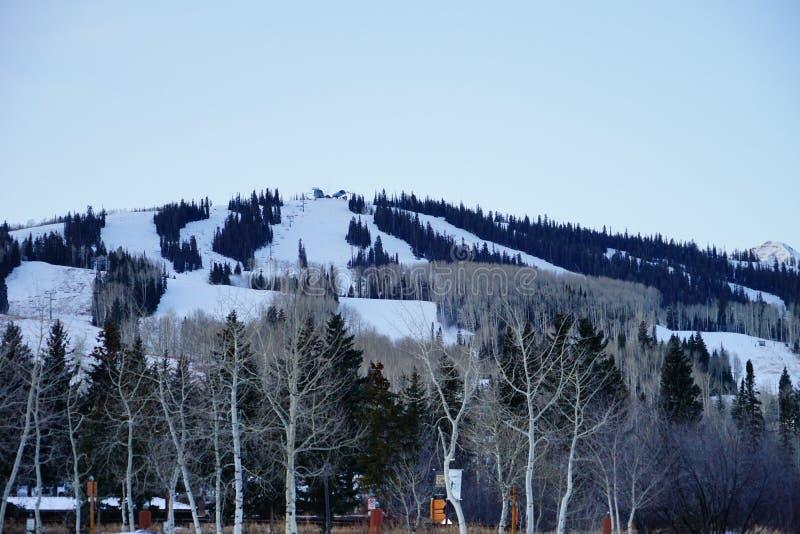 Download De berg van Colorado stock foto. Afbeelding bestaande uit alpien - 107708800
