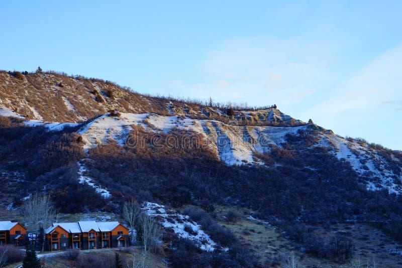 Download De berg van Colorado stock afbeelding. Afbeelding bestaande uit landschap - 107708953
