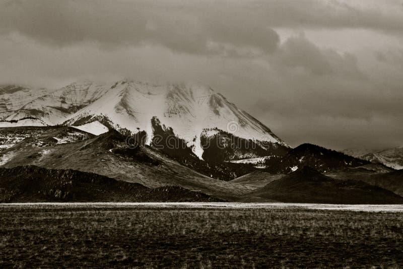 De Berg van Idaho royalty-vrije stock afbeeldingen